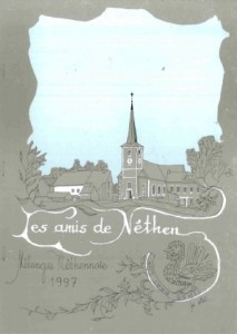 Couverture mélanges Néthennois1997