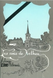 Couverture Mélanges Néthennois 2000
