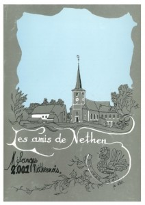 Couverture Mélanges Néthennois 2001